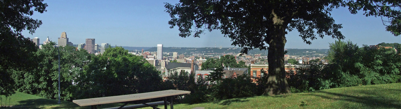 Cincinnati's Scenic Overlooks | The Hillside Trust