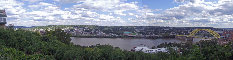 Cincinnati's Scenic Overlooks   The Hillside Trust